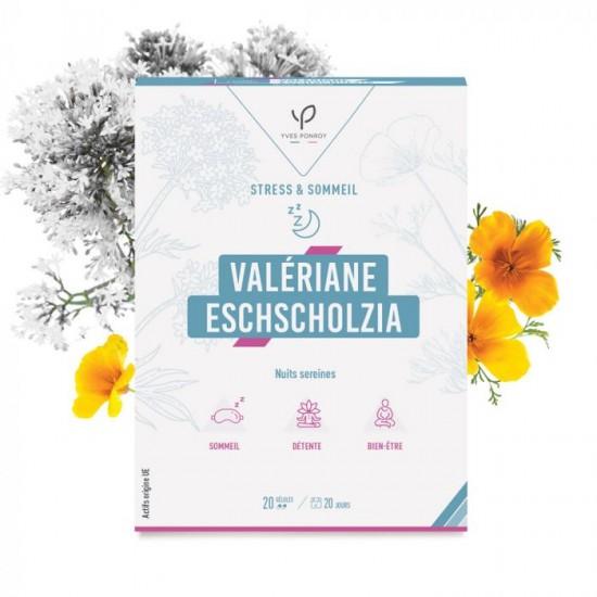 Valériane Eschscholzia Yves...