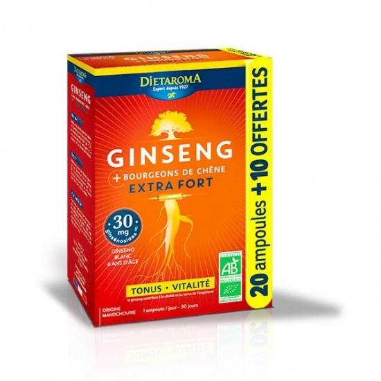 GINSENG EXTRA FORT BIO...