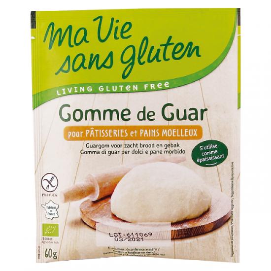 GOMME DE GUAR BIO 60 Gr