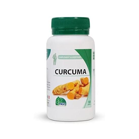 CURCUMA BIO 120 Gélules