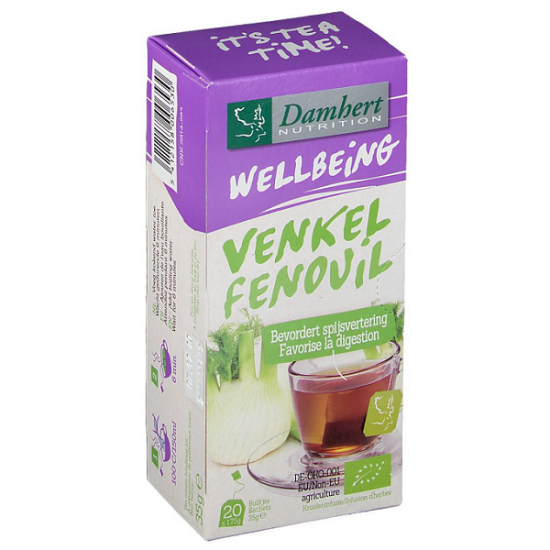 INFUSION FENOUIL DAMHERT 20...