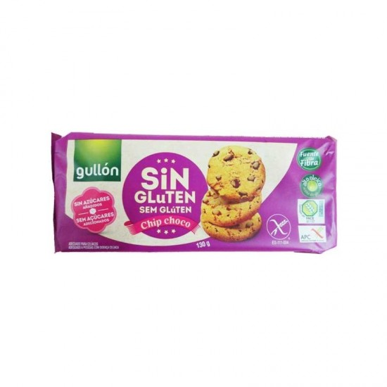 BISCUITS COOKIES GULLON 200Gr