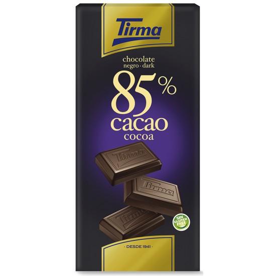 TABLETTE CHOCOLAT NOIR 85%...