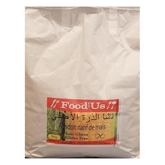 Amidon De Maïs Sans Gluten 5kg