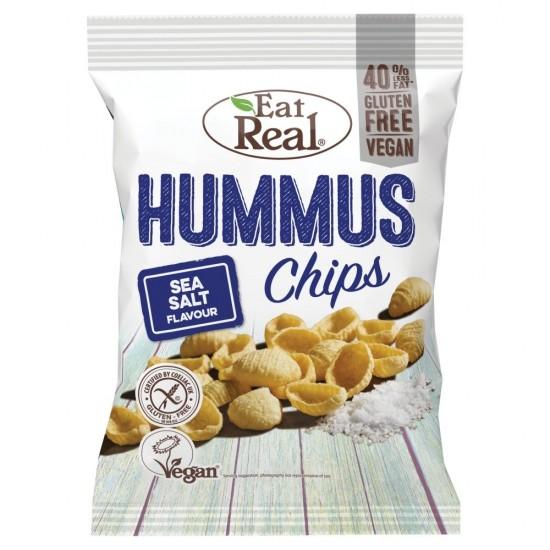 Hummus Chips Au Sel Marin...