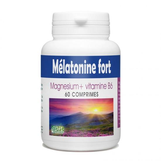 MELATONINE Fort - MAGNESIUM...