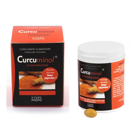 Curcuminol Yvery 60 gélules