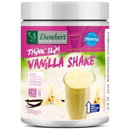 Repas shake Vanille